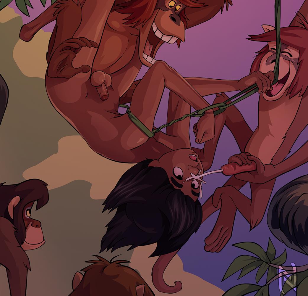 Tarzan hentai