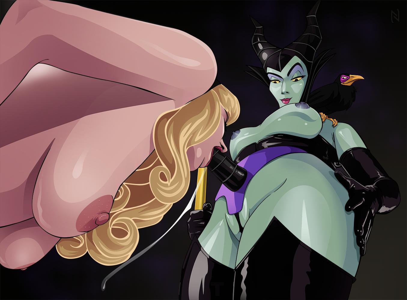 Maleficent hentai pics