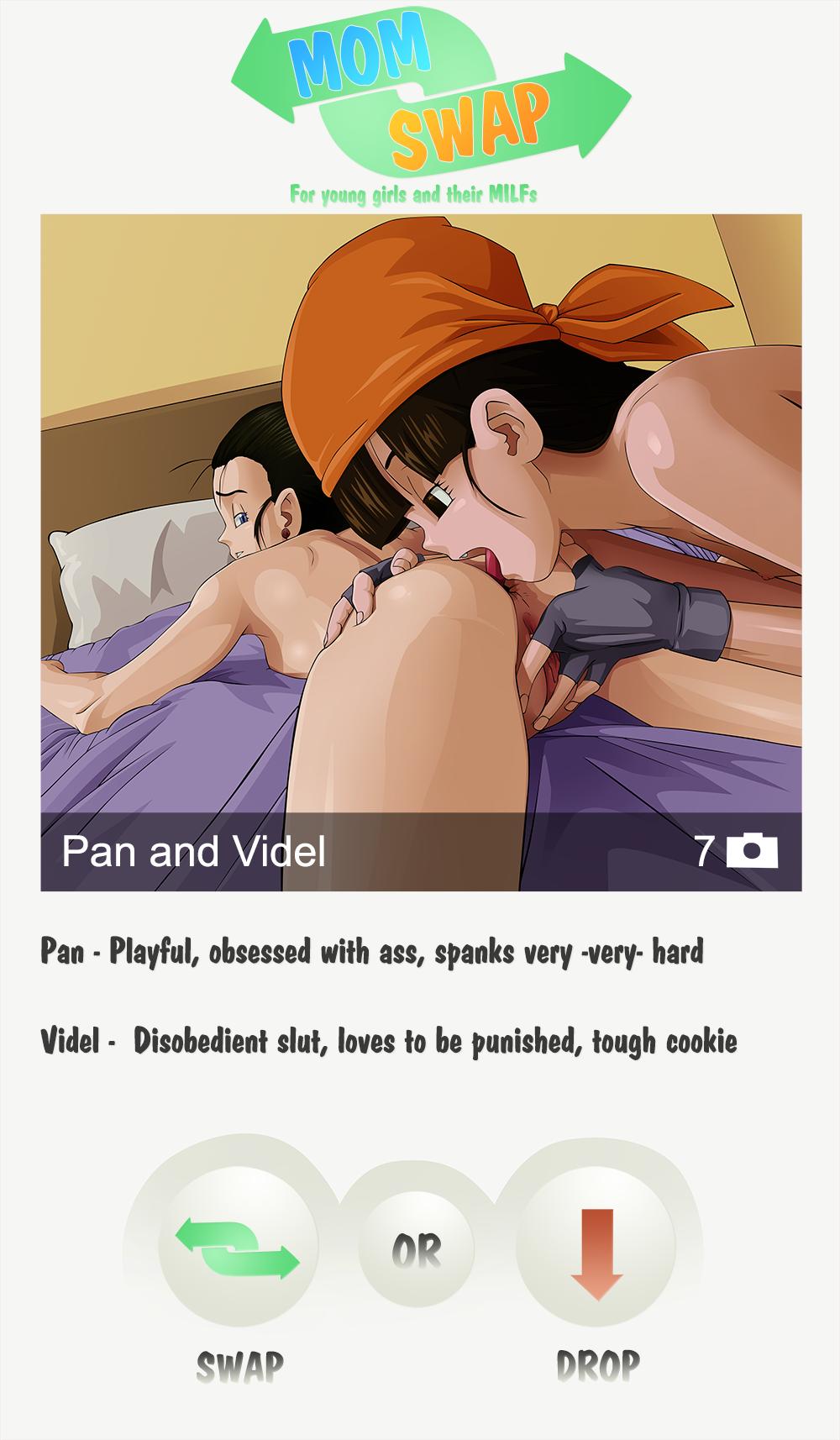 Hentai Pan Videl