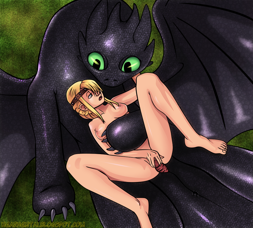 astrid hentai your dragon How to train